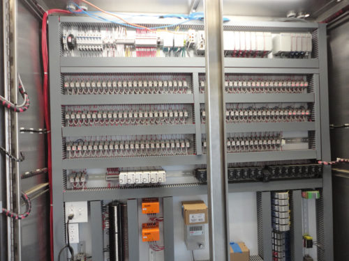Control Panel Factory Acceptance Testing
