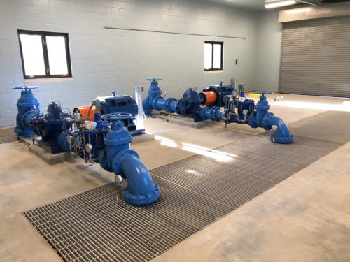 Wastewater Plant Automation and Control Systems