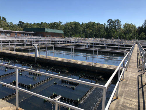 Wastewater Plant Automation and Control Systems Budgetary Planning